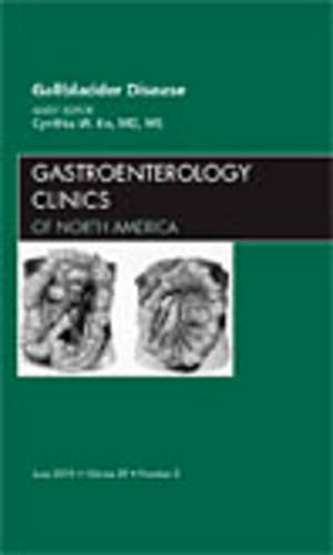 9781437719116: Gallbladder Disease, An Issue of Gastroenterology Clinics, 1e (The Clinics: Internal Medicine)