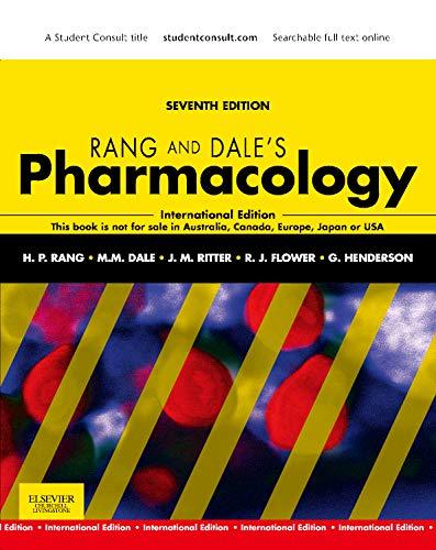 9781437719338: Rang & Dale's Pharmacology 7e