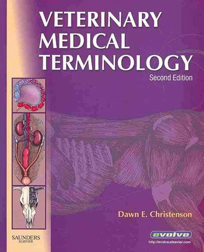 9781437720143: Veterinary Medical Terminology Online for Veterinary Medical Terminology (User Guide, Access Code, and Textbook Package), 2e