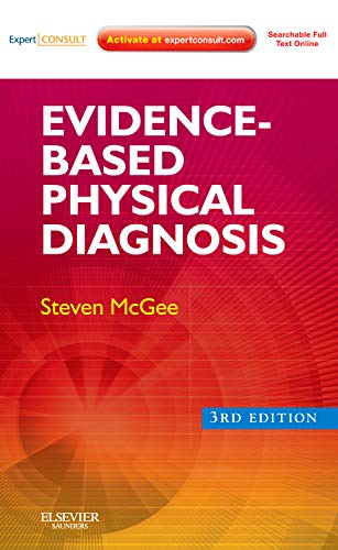 9781437722079: Evidence-Based Physical Diagnosis, Expert Consult - Online and Print, 3rd Edition