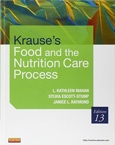 9781437722338: Krause's Food & the Nutrition Care Process, 13th Edition
