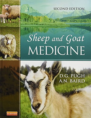 9781437723533: Sheep and Goat Medicine, 2e