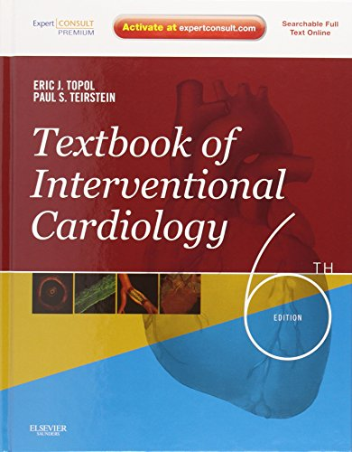 9781437723588: Textbook of Interventional Cardiology: Expert Consult Premium Edition - Enhanced Online Features and Print