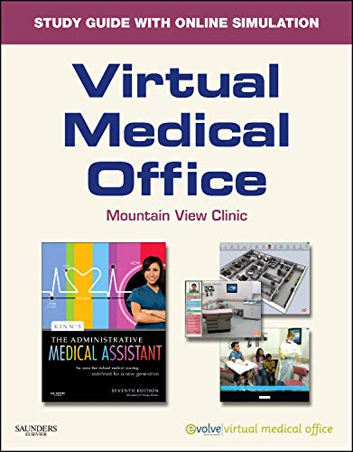 Virtual Medical Office for Kinn's The Administrative Medical Assistant (Access Code): An ...