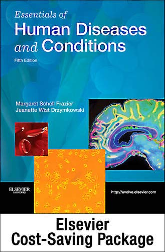 9781437724103: Essentials of Human Diseases and Conditions - Text and Workbook Package, 5e
