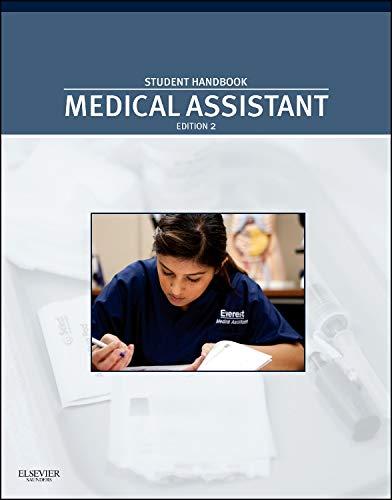 9781437725858: Medical Assistant Edition 2 Student Handbook CCI