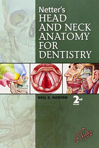 9781437726633: Netter's Head and Neck Anatomy for Dentistry