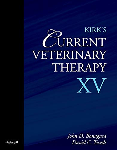 9781437726893: Kirk's Current Veterinary Therapy XV, 1e