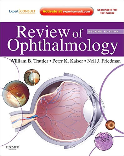 9781437727036: Review of Ophthalmology: Expert Consult - Online and Print, 2e