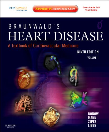 9781437727081: Braunwald's Heart Disease: A Textbook of Cardiovascular Medicine, 2-Volume Set: Expert Consult Premium Edition – Enhanced Online Features and Print, 9e (Heart Disease (Braunwald) (2 Vols))