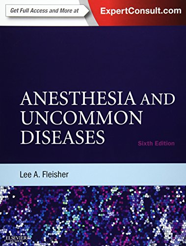 9781437727876: Anesthesia and Uncommon Diseases: Expert Consult ? Online and Print, 6e