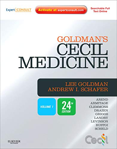 9781437727883: Goldman's Cecil Medicine: Includes Quick Reference Video Access Codes, Set con 2 Tomi: Enhanced Online Features and Print