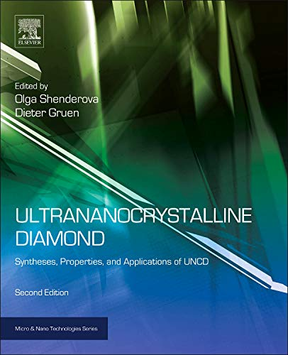 9781437734652: Ultrananocrystalline Diamond: Synthesis, Properties and Applications (Micro and Nano Technologies)