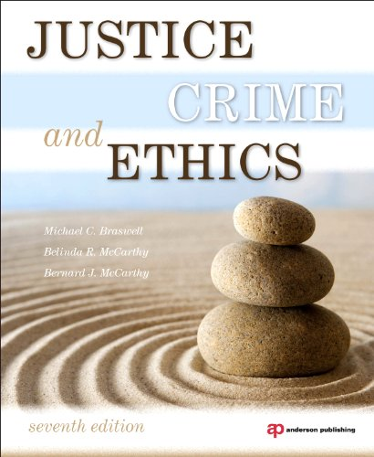 9781437734850: Justice, Crime, and Ethics