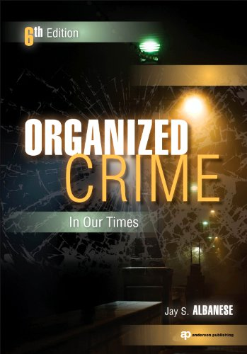 9781437744538: Organized Crime in Our Times