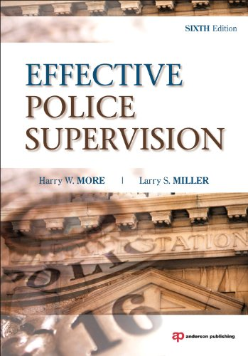 9781437755862: Effective Police Supervision
