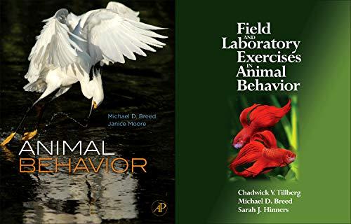 9781437755978: Animal Behavior / Field and Laboratory Exercises in Animal Behavior (SET)