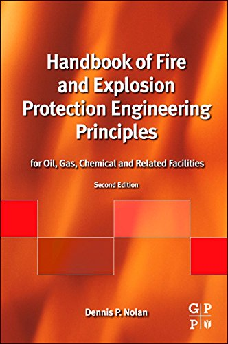 9781437778571: Handbook of Fire and Explosion Protection Engineering Principles: for Oil, Gas, Chemical and Related Facilities