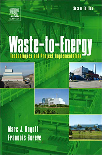 9781437778717: Waste-to-Energy, Second Edition: Technologies and Project Implementation