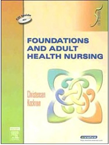 9781437790405: Foundations and Adult Health Nursing