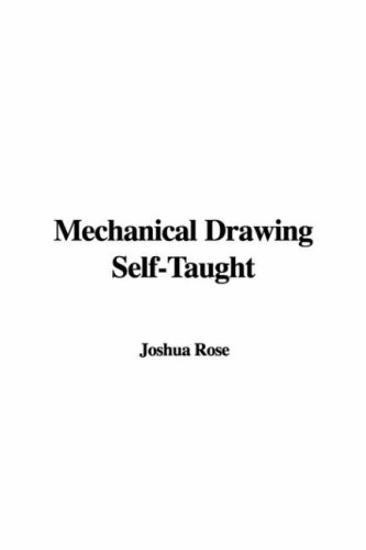 9781437802559: Mechanical Drawing Self-Taught