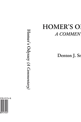 9781437891744: Homer's Odyssey (A Commentary)