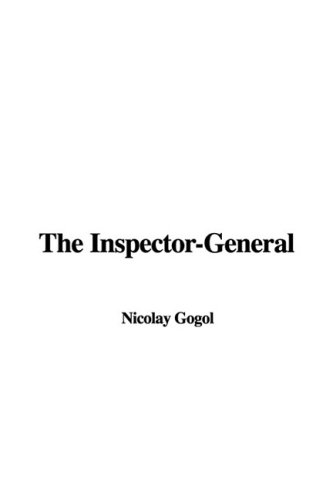 9781437896916: The Inspector-General