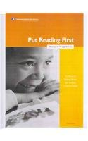 9781437937565: Put Reading First: The Research Building Blocks for Teaching Children to Read: Kindergarten Through Grade 3