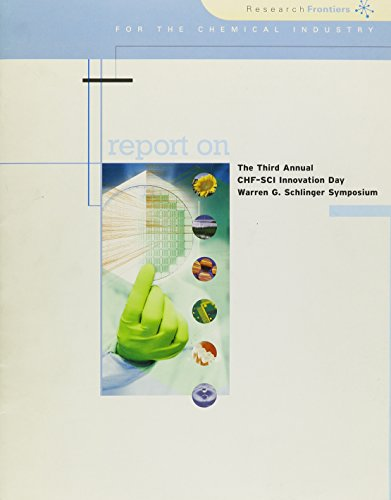 Research Frontiers for the Chemical Industry: Report on the Third Annual CHF-SCI Innovation Day ...