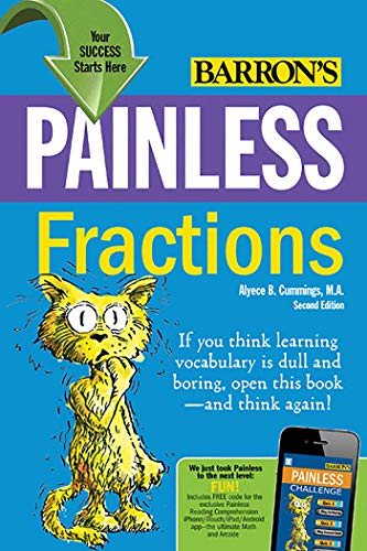 9781438000008: Painless Fractions (Painless Series)
