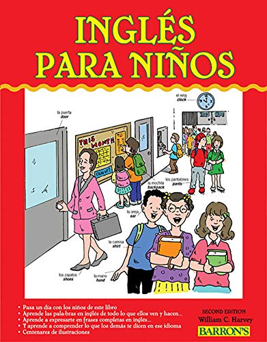 9781438000015: Ingles para Ninos: English for Children (Spanish Edition)