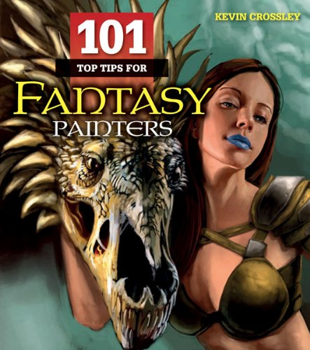 9781438001043: 101 Top Tips for Fantasy Painters