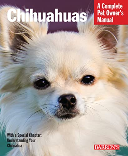 9781438001487: Chihuahuas (Complete Pet Owner's Manual)