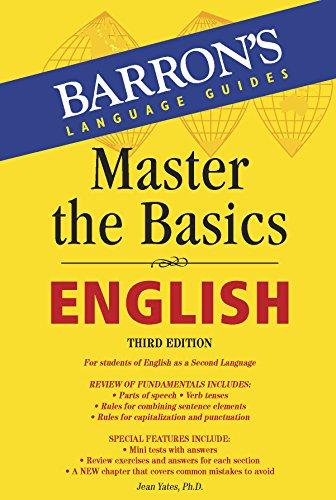 9781438001647: Master the Basics: English (Master the Basics Series)