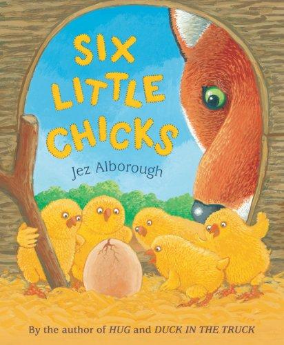 9781438001814: Six Little Chicks