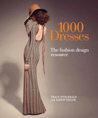 9781438003283: 1000 Dresses: The Fashion Design Resource