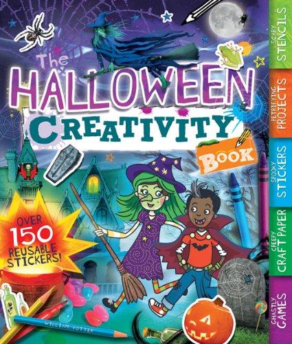 9781438003535: The Halloween Creativity Book (Creativity Books)