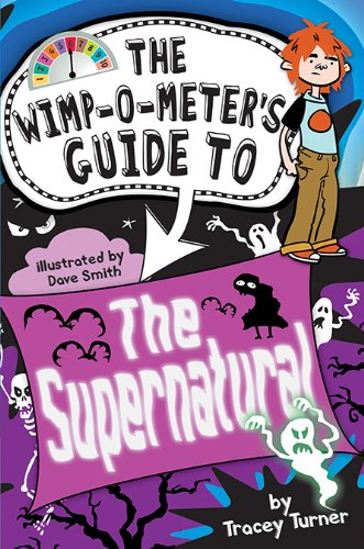 9781438004006: The Wimp-O-Meter's Guide to the Supernatural (Wimp-O-Meter Guide To...)