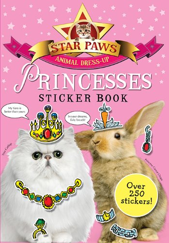 Princesses Sticker Book: Over 250 Stickers (Star: Macmillan Children's Books