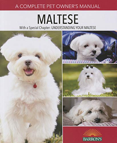 9781438004815: Maltese (Complete Pet Owner's Manual)