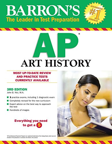 9781438004938: Barron's AP Art History, 3rd Edition