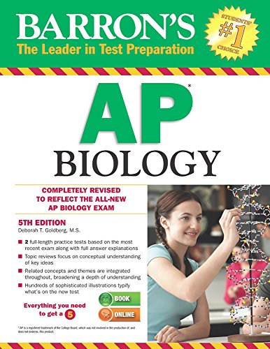 9781438005003: Barron's AP Biology, 5th Edition