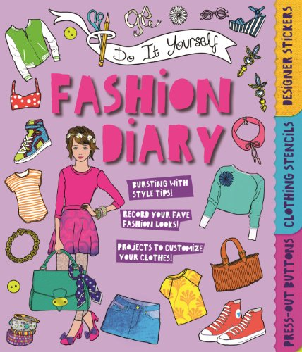 Do It Yourself Fashion Diary: Rowlands, Caroline