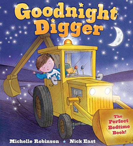 9781438006611: Goodnight Digger: The Perfect Bedtime Book!