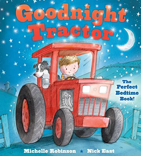 9781438006642: Goodnight Tractor: The Perfect Bedtime Book!