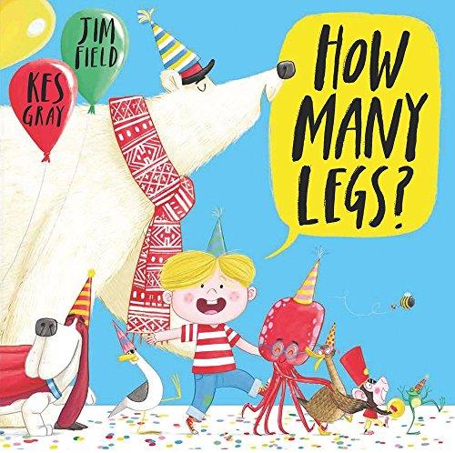 9781438006840: How Many Legs?