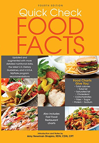 9781438006925: Quick Check Food Facts