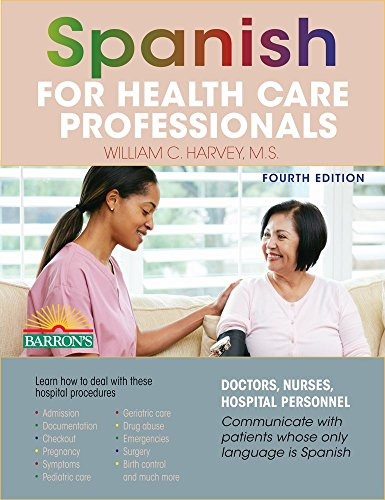 9781438006949: Spanish for Health Care Professionals