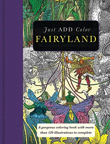 9781438007601: Just Add Color: Fairyland