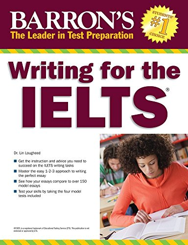 9781438007656: Writing for the IELTS